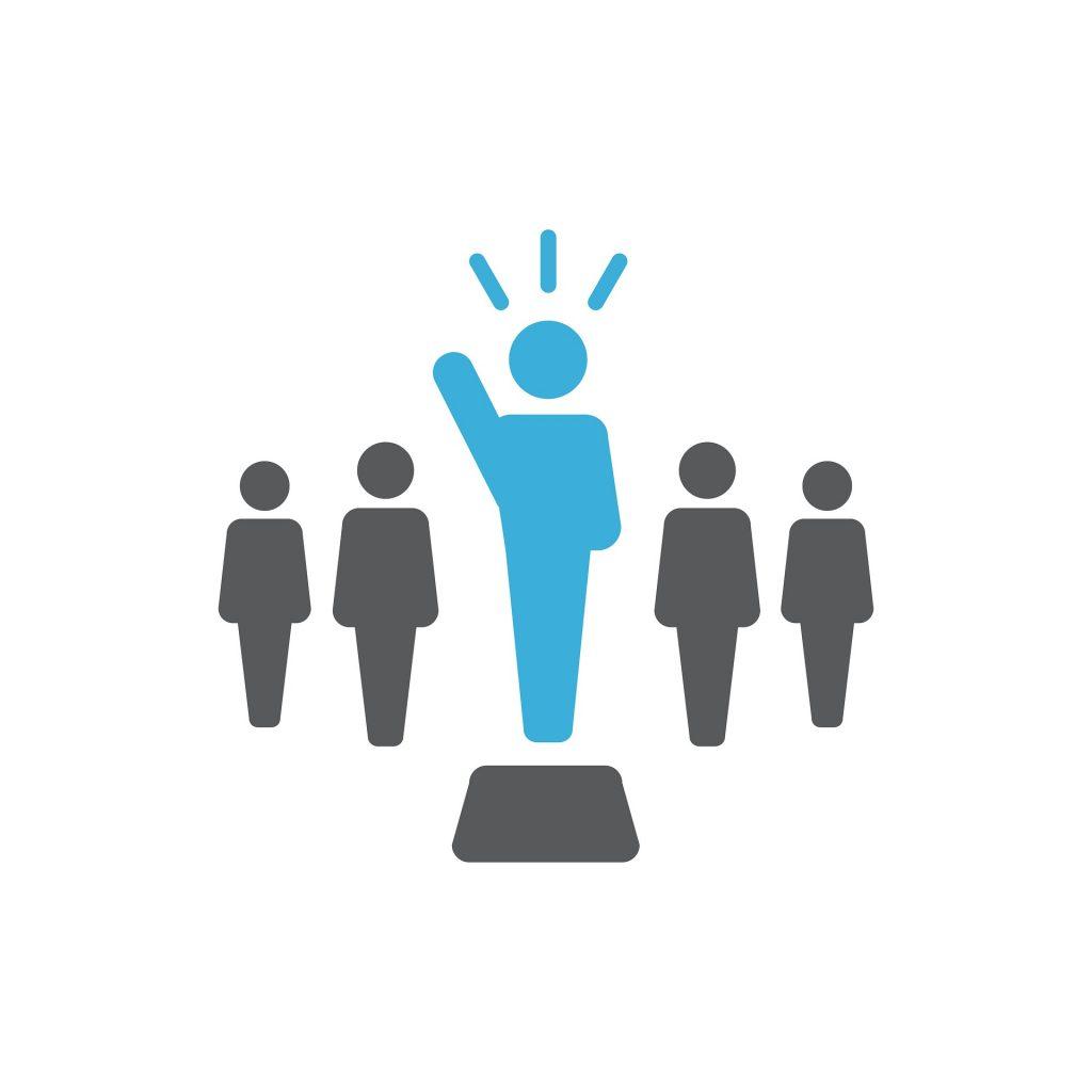 Authentiek leiderschap begint bij bescheidenheid, service en een verlangen naar het uiteindelijke doel. Om te kunnen leiden moet je volgen wat er gebeurt.